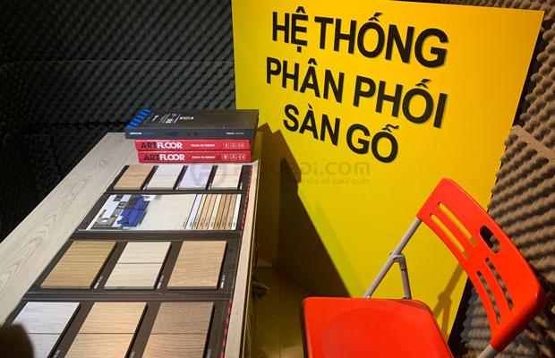Bên trong Floordi Lào Cai