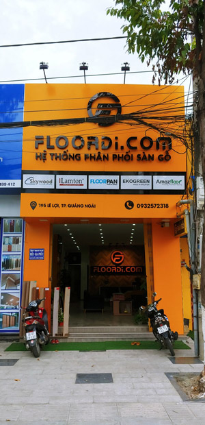 Floordi Quảng Ngãi