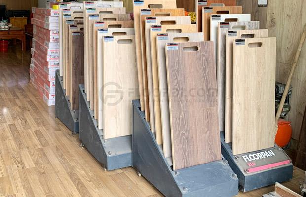 Khu trưng bày sản phẩm Floordi Lào Cai