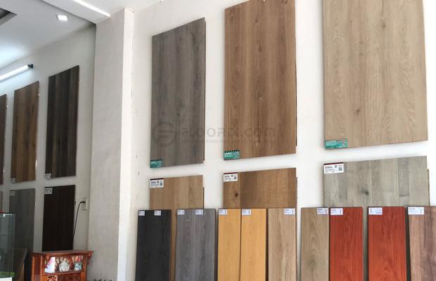 Khu vực trưng bày Floordi Đồng Nai