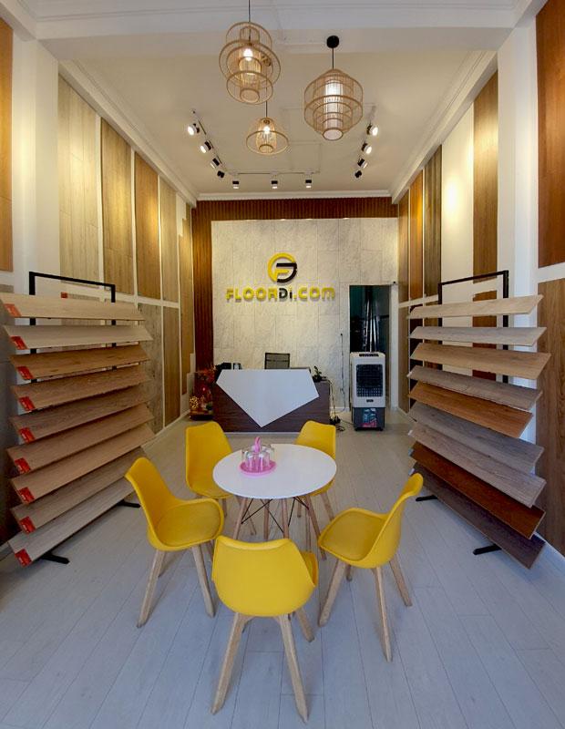 Sàn gỗ Floordi tại Nha Trang