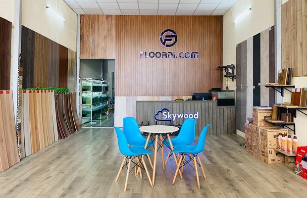 Sàn gỗ phân phối tại floordi an giang