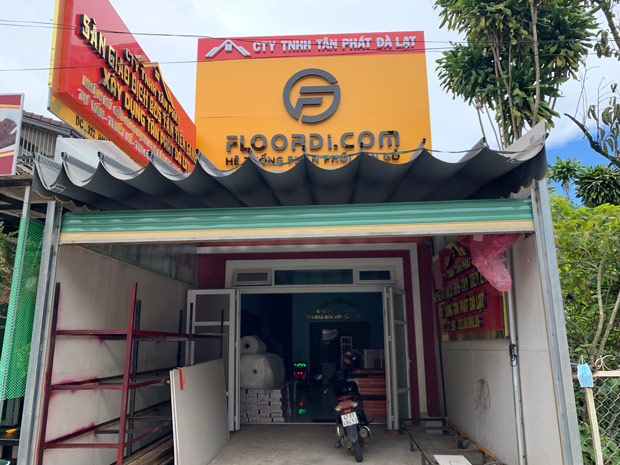Showroom floordi đà lạt