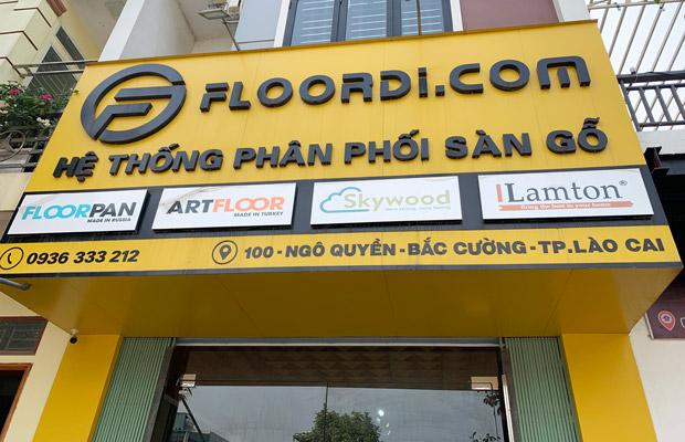 Showroom Floordi Lào Cai