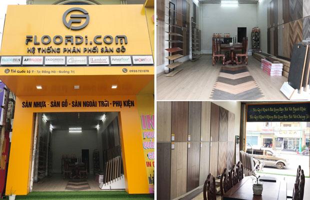 Showroom Floordi Quảng Trị
