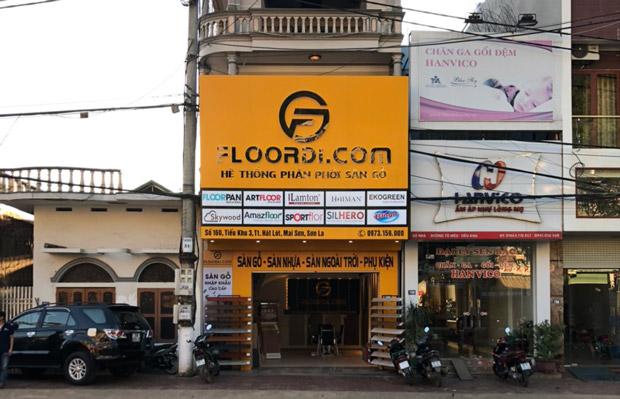 Showroom Floordi Sơn La
