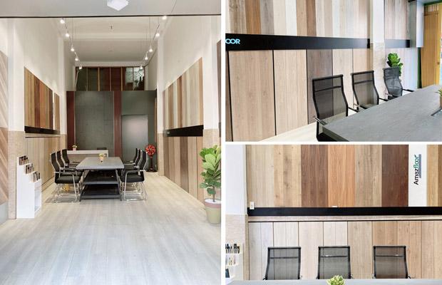 Showroom sàn gỗ Floordi Bình Tân