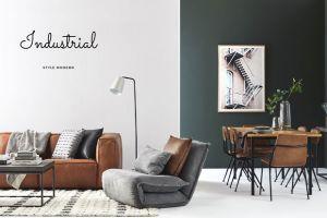 Phong cách Industrial là gì? Vì sao Industrial Style được xem là thiết kế phóng khoáng, mạnh mẽ?