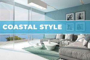 Phong cách Coastal là gì mà được giới trẻ và các nhà thiết kế mê mẩn?
