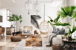 Phong cách nội thất Rustic (Rustic Style) là gì ?