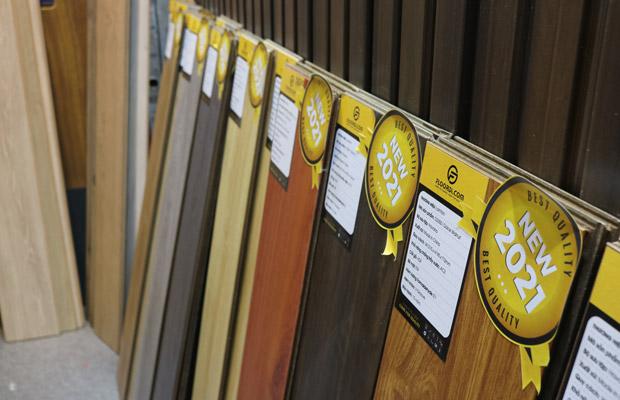 Bộ sưu tập sàn gỗ lamton mới