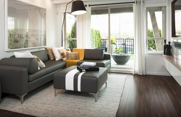 Căn hộ chung cư phong cách tối giản Minimalism