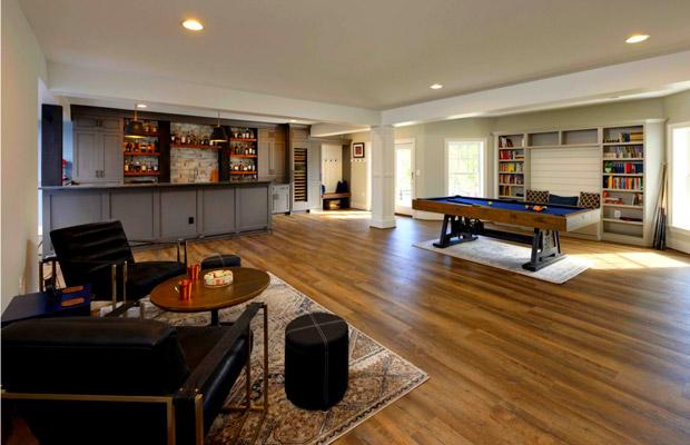 Căn hộ chung cư ưa chuộng lắp sàn gỗ