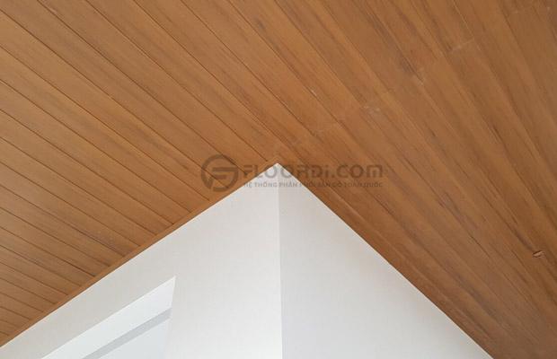 Chọn màu tấm ốp trong nhà hợp với màu tường