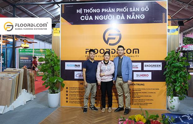 Chọn nhà phân phối sàn gỗ uy tín