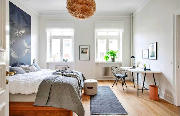 Có nên lát sàn gỗ cho phòng ngủ không