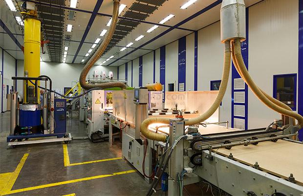 Công nghệ sản xuất sàn gỗ Malaysia hiện đại