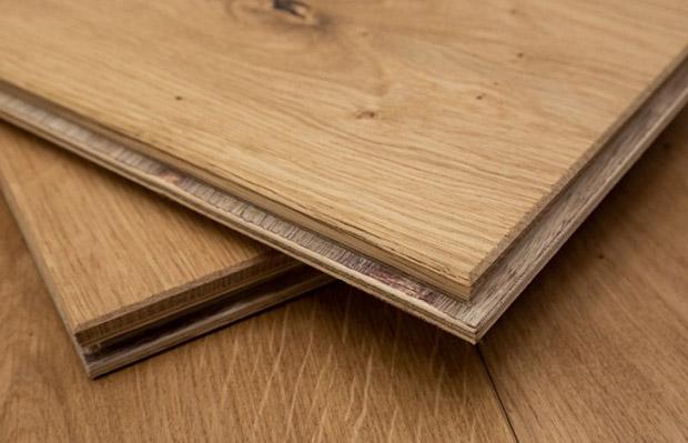 Cốt gỗ ván sàn tự nhiên an toàn cho người sử dụng