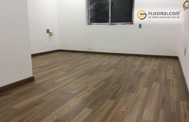 Độ dày sàn gỗ ảnh hưởng chất lượng công trình