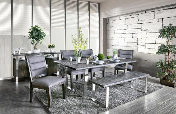 Đồ nội thất theo Rustic Style tinh giản