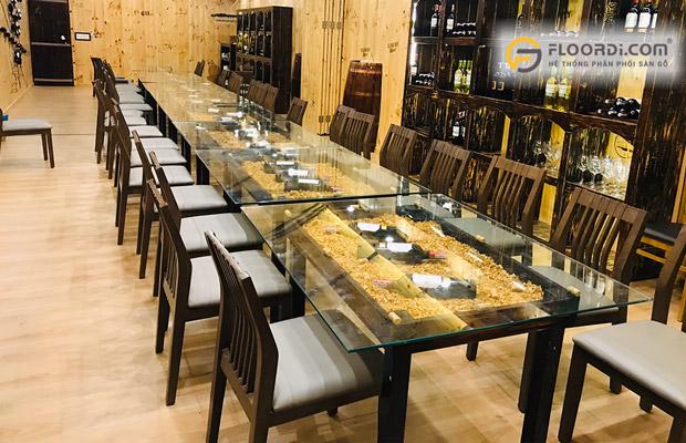 giá sàn gỗ lamton là bao nhiêu