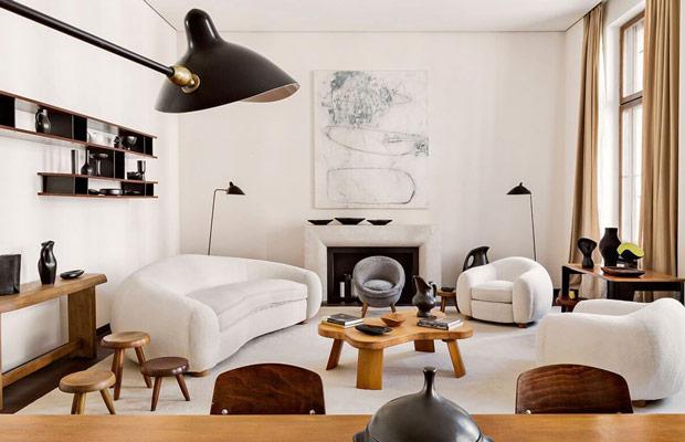 kiểu thiết kế Art Deco tận dụng hầu hết mọi không gian
