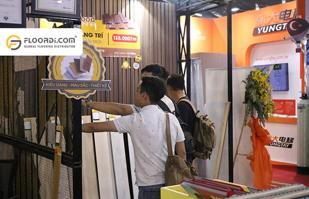 Kinh doanh sàn gỗ cho biên lợi nhuận cao