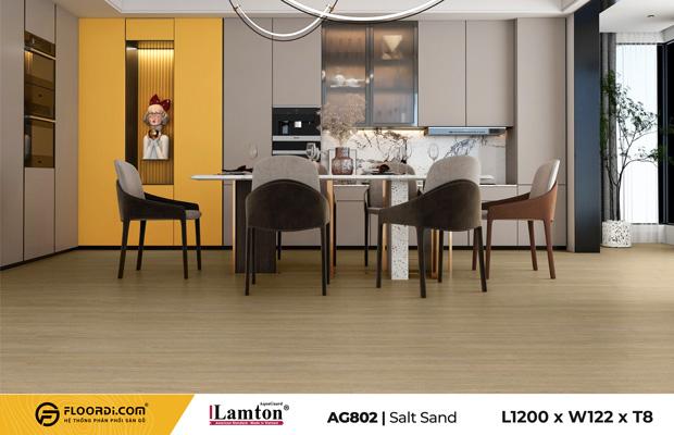 Lamton AquaGuard phù hợp phong cách nội thất Á Đông