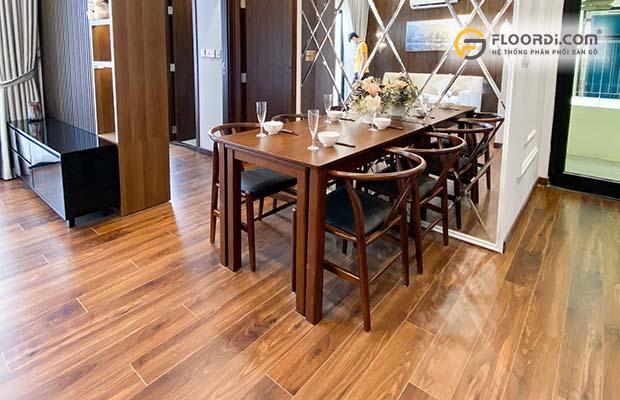 Chọn đúng sàn gỗ chất lượng đảm bảo tuổi thọ ván sàn