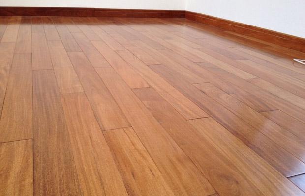 Sàn gỗ Căm Xe mang những đặc tính cao cấp