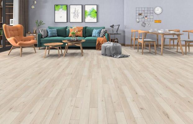 Sàn gỗ có khả năng cách âm, cách nhiệt