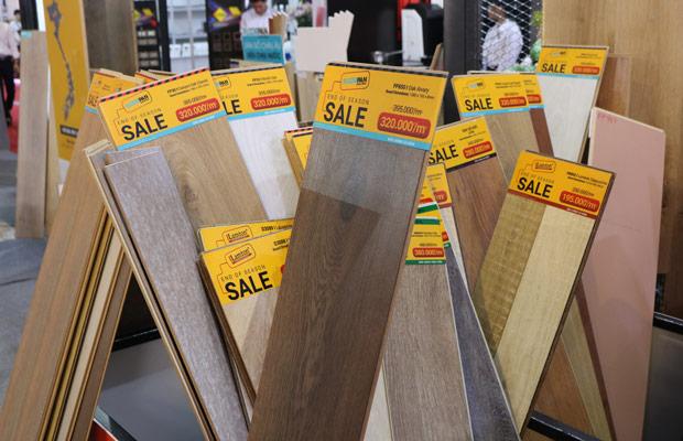 Sàn gỗ giảm giá