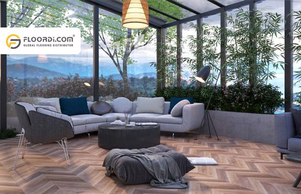 Sàn gỗ kỹ thuật xương cá