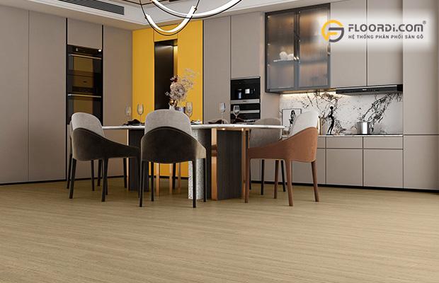 Sàn gỗ Lamton AquaGuard