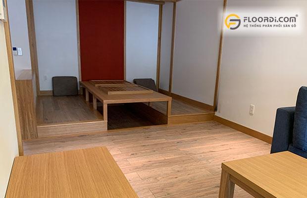 Sàn gỗ Nga