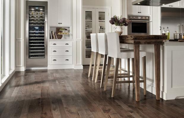 Sàn gỗ óc cho tự nhiên