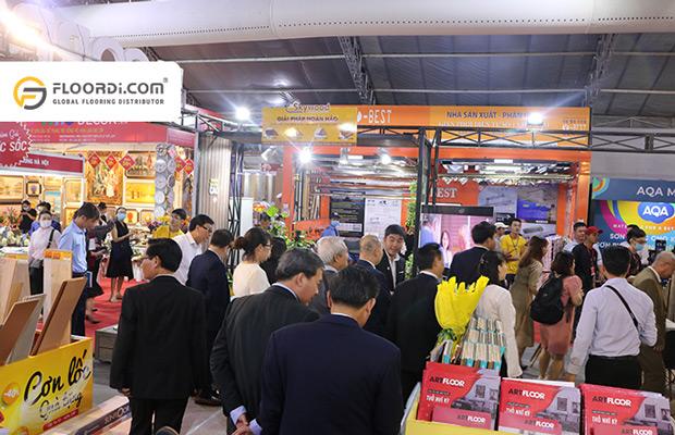 Sàn gỗ - thị trường vật liệu xây dựng tiềm năng