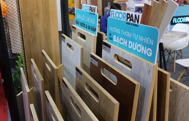 sàn gỗ thương hiệu floorpan