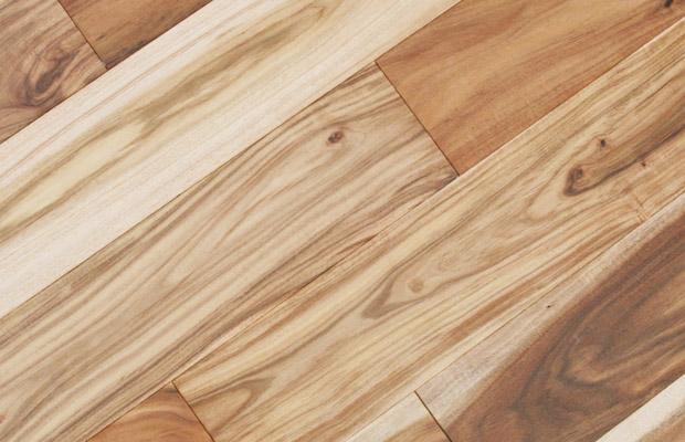 Sàn gỗ Tràm Bông Vàng được làm từ gỗ tràm lâu năm