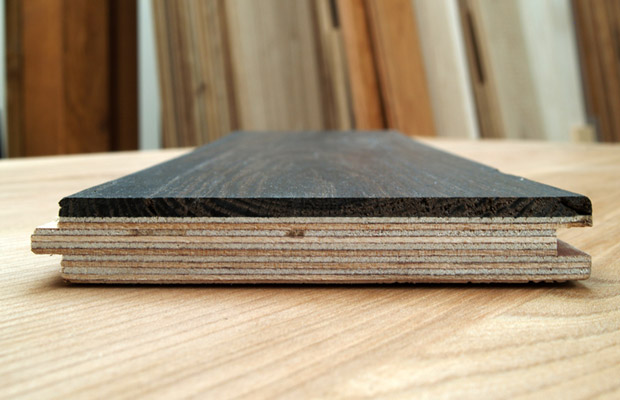Sàn gỗ tự nhiên thiết kế Engineered