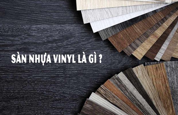 Sàn nhựa vinyl là gì