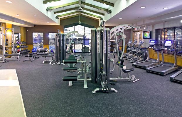 sàn phòng Gym có cấu trúc sàn ổn định