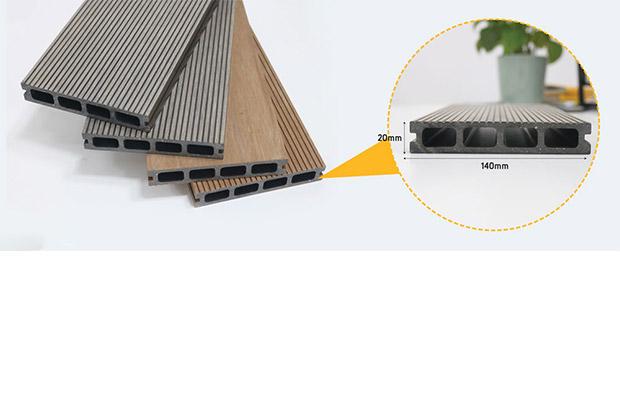 Skywood là sàn gỗ ngoài trời nhập khẩu từ Malaysia