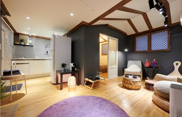 Style Hàn luôn lựa chọn vật dụng nhỏ gọn và đơn giản