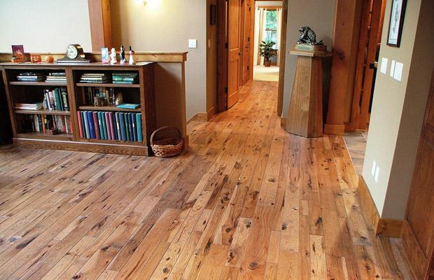 Tấm gỗ tự nhiên được lấy từ nguyên liệu gỗ quý