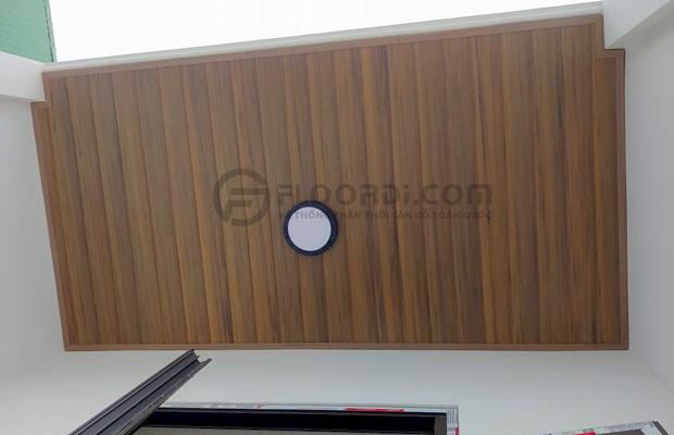thông số kỹ thuật gỗ nhựa ốp tường