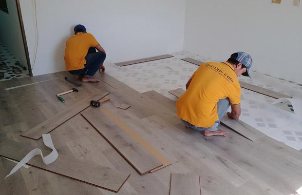 Tiết kiệm chi phí khi lắp đặt sàn gỗ