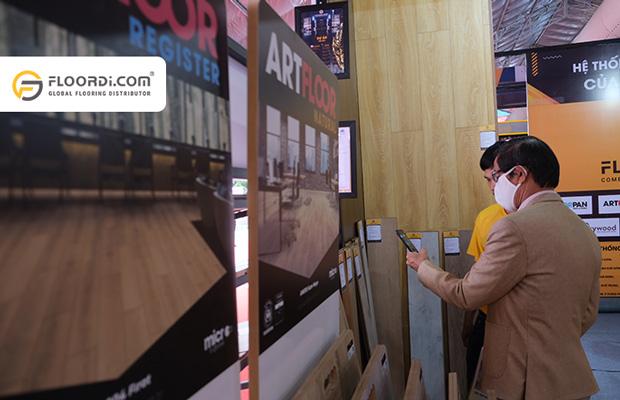 Trở thành đại lý phân phối sàn gỗ của Floordi