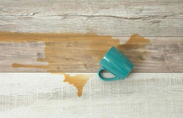 ván sàn có cốt gỗ HDF sẽ giúp nền sàn chịu nước