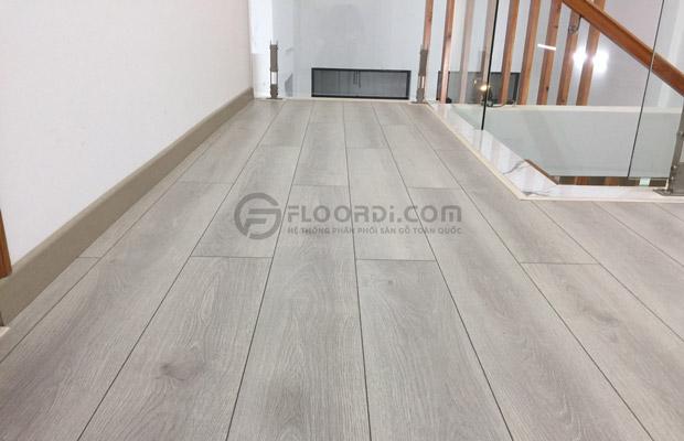 Ván sàn gỗ không thể sửa khi bị hỏng bề mặt